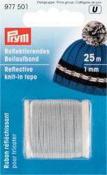 Reflektierendes Beilaufband 1,0 mm