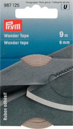 Wonder tape 6 mm transparent 9m