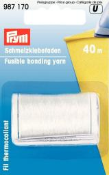 Fusible bonding yarn 40m     1pc