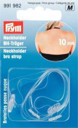 BH-Träger Neckholder 10 mm transparent