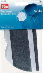 Disposable dress shields grey     4pairs