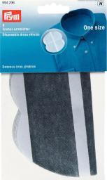 Einmal-Armblätter grau