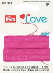 Prym Love Elastic-Einfassband 15mm