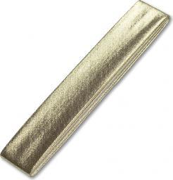 Metallic-Schrägband gefalzt 40/20mm Coupon