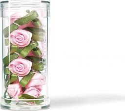 Small satin roses