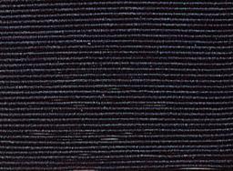 Gummikordel schwarz 5m 1mm