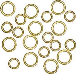 Ringe 5 u. 6,5mm gold