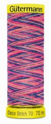 Deco Stitch 70  70 m Multicolour