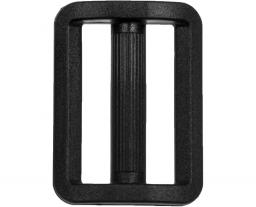 Adjusting buckles plast. 40mm black