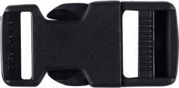 Steckschnalle KST 25mm schwarz