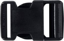 Steckschnalle KST 40mm schwarz