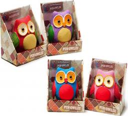 Pincushion Owl 4Pcs Set
