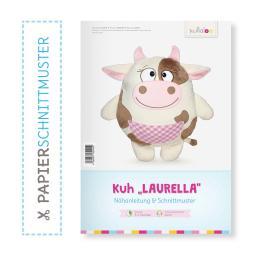 """Kullaloo Booklet Kuh """"Laurella"""" Schnittmuster + Anleitung"""