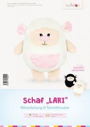 "Kullaloo Booklet Schaf ""Lari"" Schnittmuster + Anleitung"