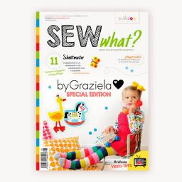 "Kullaloo Näh-Magazin ""Sew what?"" byGraziela Edition"