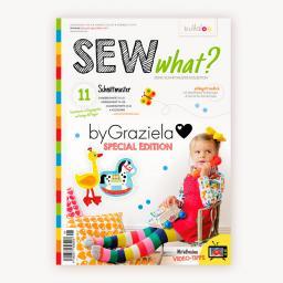 "Kullaloo Näh-Magazin ""Sew what?"" byGraziela Edition"
