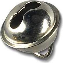 Schellen 11mm silber