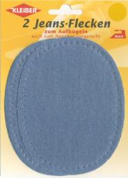Jeans Patches Oval
