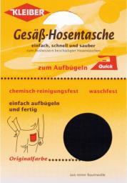 Gesäß-Hosentasche