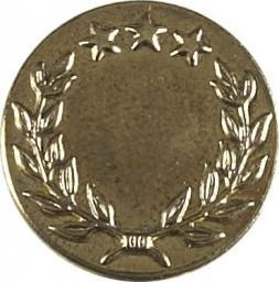Jeansknopf Metall 17mm