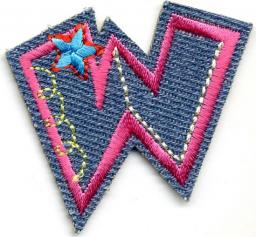 Motif W Fun Letters Jeans