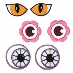 Applikation Augen 1