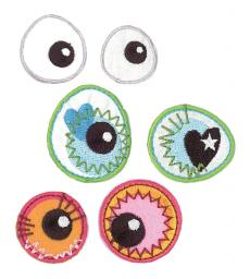 Motif Assortment Eyes 2
