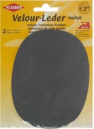 Velour-Leder-Imitat