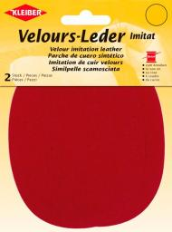 Velour-Leder Imitat