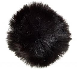 Faux Fur Pom Poms Siam 8X8Cm