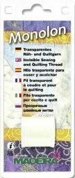 Monolon transp. Näh- und Quiltgarn 500m