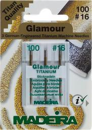 Maschinennadeln für Glamour Nr.12 St.100/16