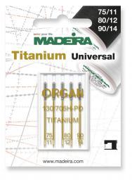 Maschinennadeln Universal Titanium