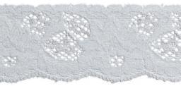 Perlonspitze 40mm elastisch
