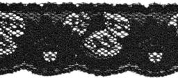 Perlon Lace 40Mm Elastic
