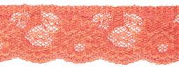 Perlon Lace Elastic 40Mm
