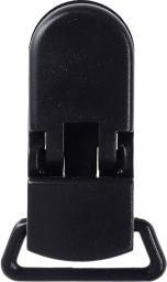Schnullerclips 20mm Steg