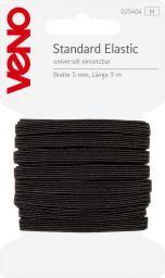 Standard Elastic SB 5mm schwarz