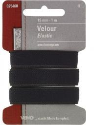 Velours Elastic SB 15mm