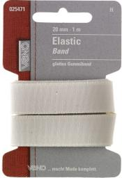Elastic Band glatt SB 20mm