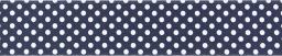 Elastic 40mm dots