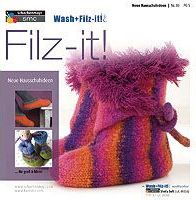 Designheft Filz-it! Nr.6