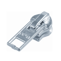 P60 Zipper With Werra Handle, Silver