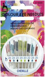 Sticknadeln mit Spitze ST 20/26 farbig