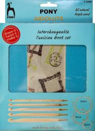 mable interchangeable crochet hook set