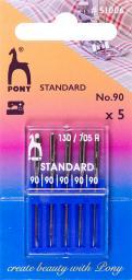 Nähmaschinennadeln 130/705 Standard 90
