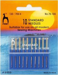 Nähmaschinennadeln 130/705 Standard 70-100