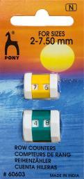 Row Counter Plastic