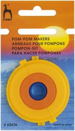 Split Pom Pom Makers Plastic