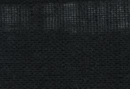 Gutacoll schwarz 90cm breit